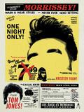 Morrissey Poster von Kii Arens