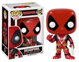 Marvel Deadpool - Thumb Up POP Figure Legetøj