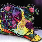 Dean Russo- Dog Love Pôsteres por Dean Russo