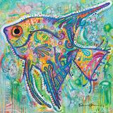 Dean Russo- Fish Pôsters por Dean Russo