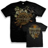 Dropkick Murphy'S- Shipping Up To Boston T-Shirts