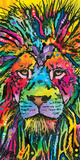 Dean Russo- Lion Posters por Dean Russo