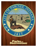 Parks And Recreation- Pawnee Seal Poster