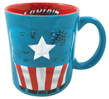 Marvel Captain America 20 Oz Mug Mug