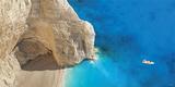 Greece- Navagio Island Fotografia