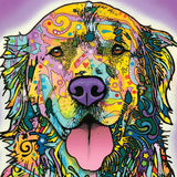 Dean Russo- Happy Dog Posters by Dean Russo