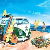Scott Westmoreland- Summer Of Love Posters por Scott Westmoreland