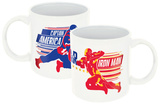 Marvel Captain America Civil War 20 Oz Mug Mug