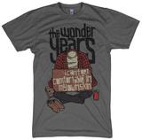 The Wonder Years- No Comfort T-Shirt