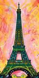 Dean Russo- Eiffel Tower Pôsteres por Dean Russo
