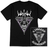 Watain- Lawless Darkness (Front/Back) T-paita