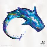 Marc Allante- Whale Posters por Marc Allante