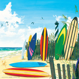 Scott Westmoreland- Surf Boards Fotografia por Scott Westmoreland