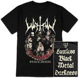 Watain- Black Metal (Front/Back) T-Shirt