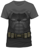 Batman vs. Superman- Batman Costume Tee Sublimated