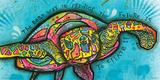 Dean Russo- Turtle Future Pôsters por Dean Russo