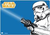 Star Wars Stromtrooper Desk Mat Sottomano