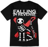 Falling In Reverse- X-Ray Cat T-Shirts