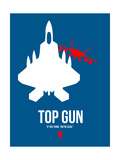 Top Gun Posters by David Brodsky