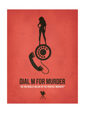 Perfect Murder Posters por David Brodsky