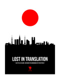 Lost in Translation Affischer av David Brodsky