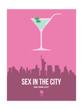 Sex and the City Plakater af David Brodsky
