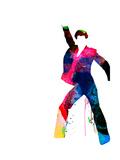 Fever Watercolor Láminas por Lora Feldman
