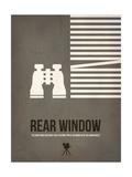 Peeping Tom Premium Giclee-trykk av David Brodsky