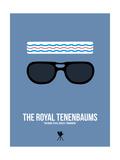 The Royal Tenenbaums 1 Poster von David Brodsky