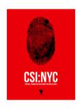 CSI Print by David Brodsky