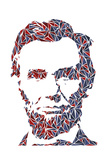 Abraham Lincoln Poster von Cristian Mielu