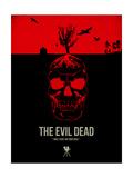 The Evil Dead Kunstdrucke von David Brodsky