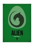 Alien, o 8º. Passageiro Posters por David Brodsky