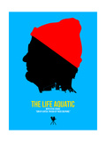 The Life Aquatic Affiches par David Brodsky
