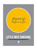 Miss Sunshine Art by David Brodsky