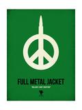 Full Metal Jacket Giclée-Premiumdruck von David Brodsky