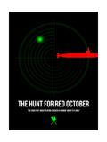Red October Kunstdrucke von David Brodsky