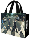 The Beatles Abbey Road Large Recycled Shopper Tote Bag
