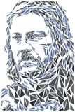 Eddard Stark Kunstdrucke von Cristian Mielu