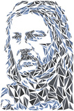 Eddard Stark Stampe di Cristian Mielu
