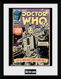 Doctor Who Comic- Cybermen Comic Keräilypainate