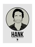 Hank Premium gicléedruk van David Brodsky