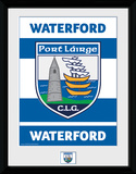 Gaa County- Waterford Collector Print