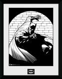 Batman- In The Spotlight Black & White Samletrykk