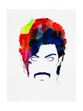 Prince Watercolor Posters par Lora Feldman
