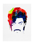 Prince Watercolor Plakater av Lora Feldman