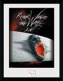 Roger Waters- The Wall Live Reproduction encadrée pour collectionneurs