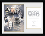 Doctor Who- 1st Doctor William Hartnell Collector Print