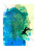 Vertigo Watercolor Prints by Lora Feldman