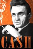 Johnny Cash Illustration Posters af  Lynx Art Collection